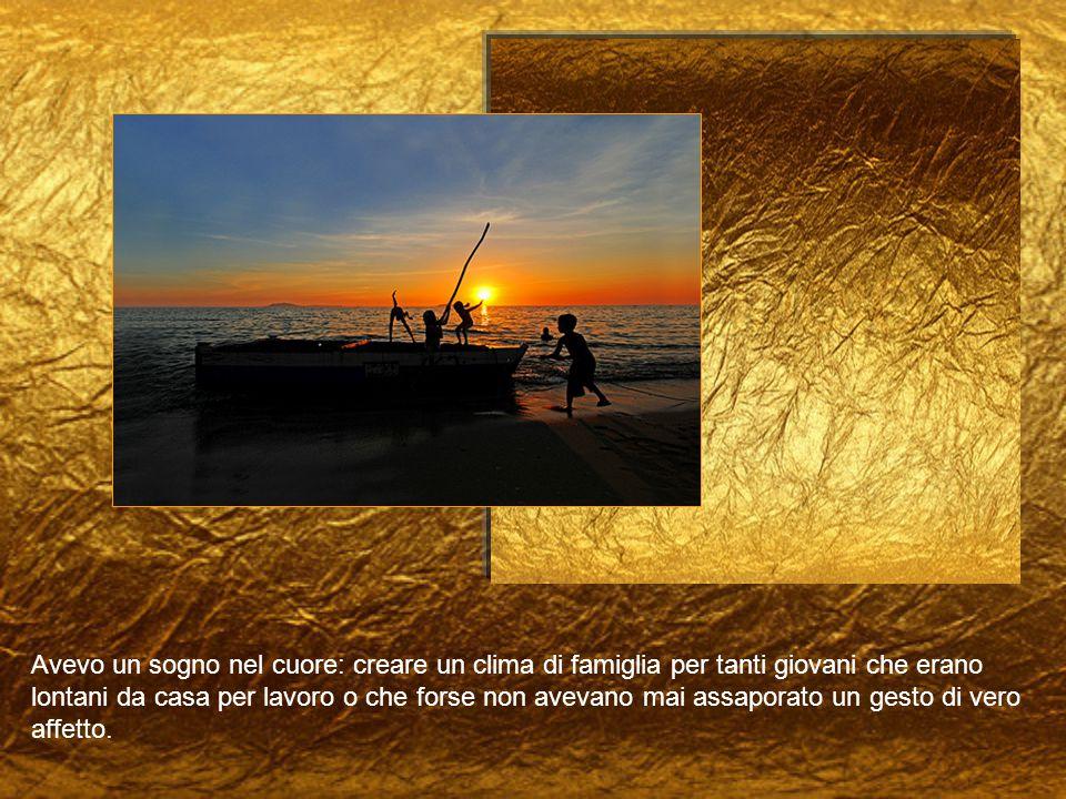 A Francesco Besucco, avevo suggerito: Se vuoi farti buono, pratica tre cose e tutto andrà bene.