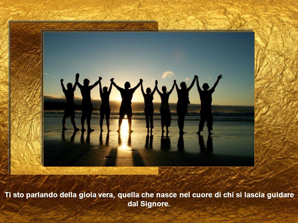 Domenico Savio l'aveva capito, quando spiegava ad un compagno Sappi che noi qui facciamo consistere la santità nello stare molto allegri.