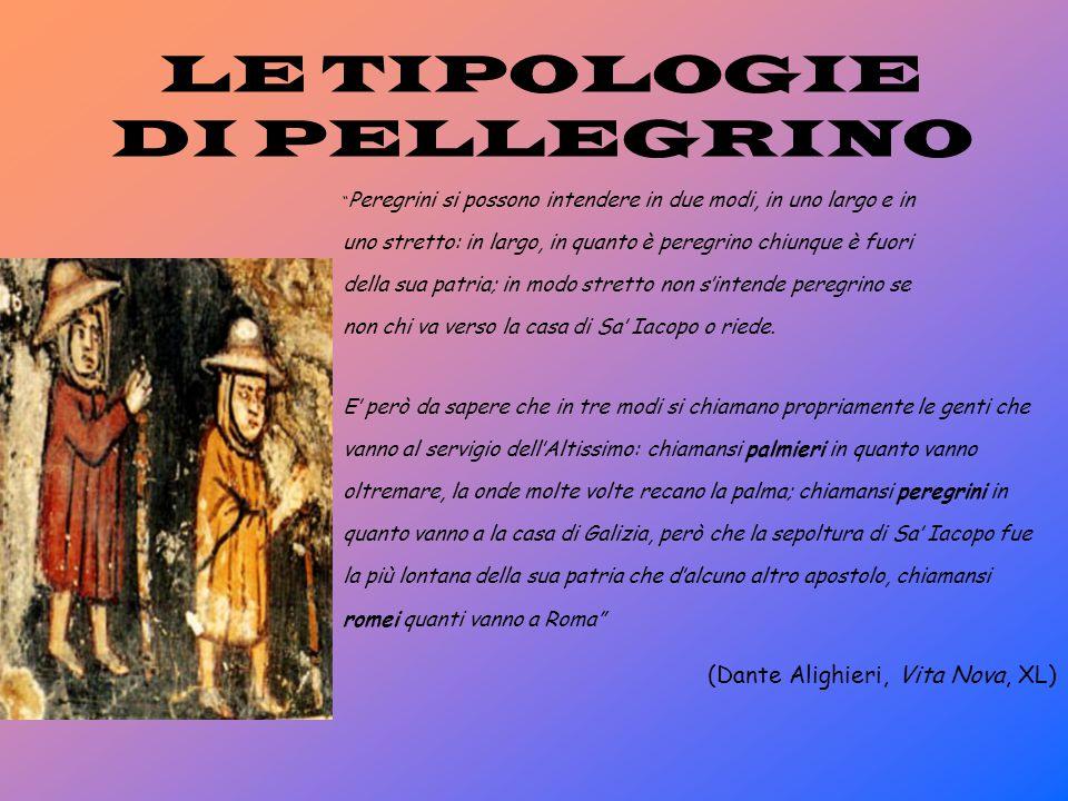 ANCHE IL VITTO ERA DIFFERENZIATO… Il pellegrino non è altro che l'uomo, e gli uomini non sono tutti uguali: così almeno andavano le cose nel Medioevo.