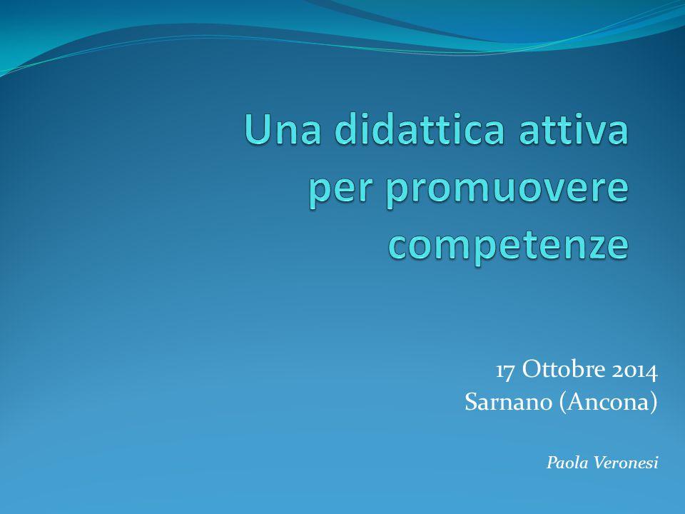 17 Ottobre 2014 Sarnano (Ancona) Paola Veronesi
