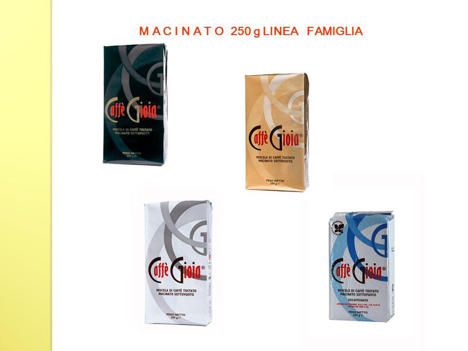 M A C I N A T O 250 g LINEA FAMIGLIA