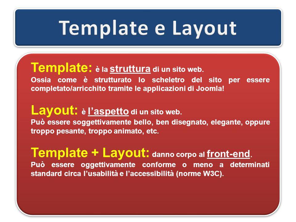 La finalità di questa lezione è di spiegare in maniera dettagliata la creazione di articoli in Joomla.