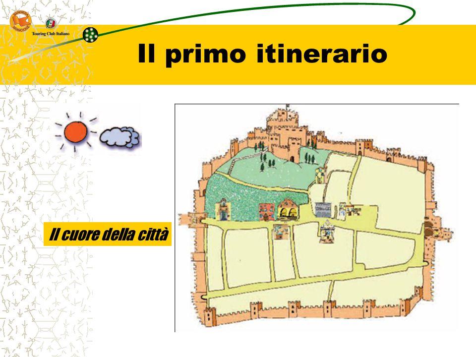 Alcuni esempi: Porta Verona E' la porta d'ingresso principale della città.