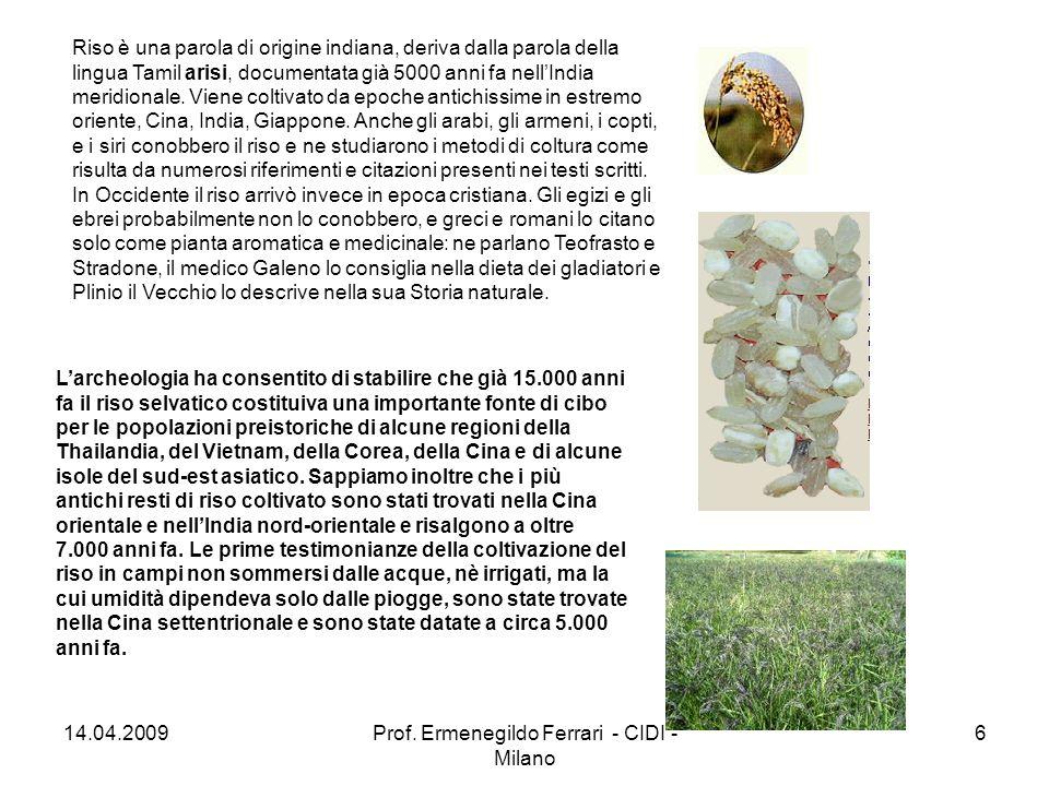 14.04.200917Prof. Ermenegildo Ferrari - CIDI - Milano