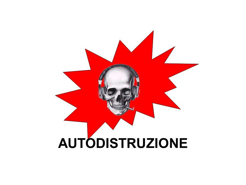 AUTODISTRUZIONE
