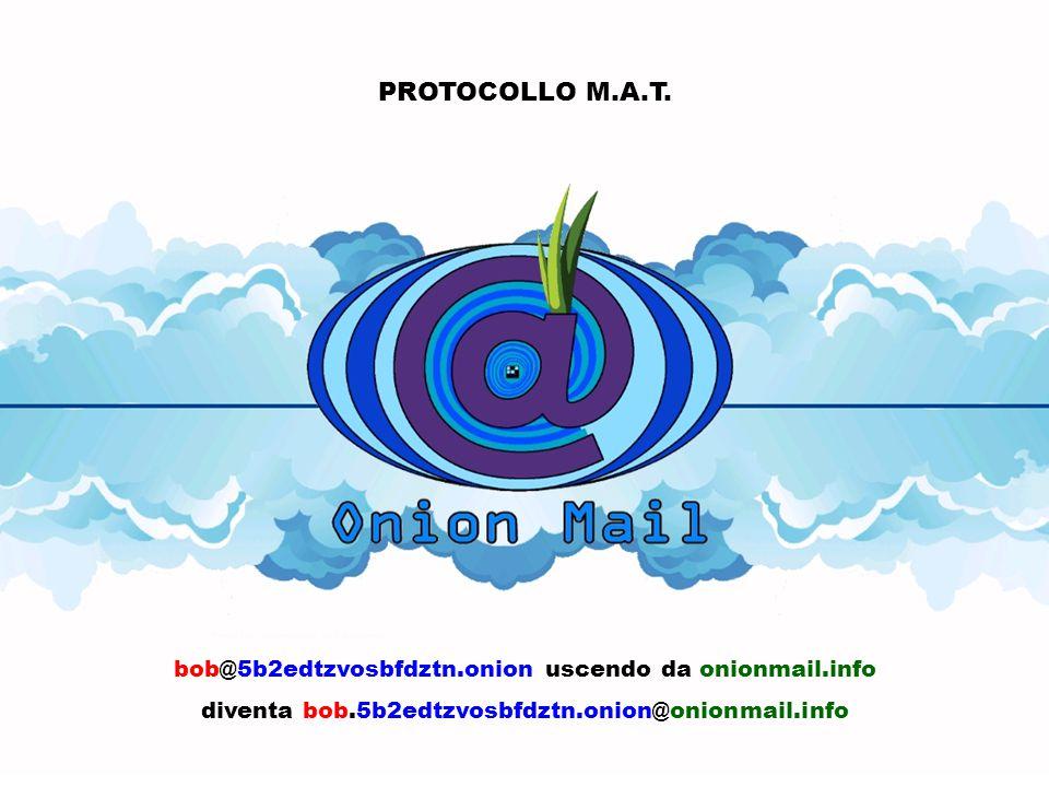 PROTOCOLLO M.A.T.