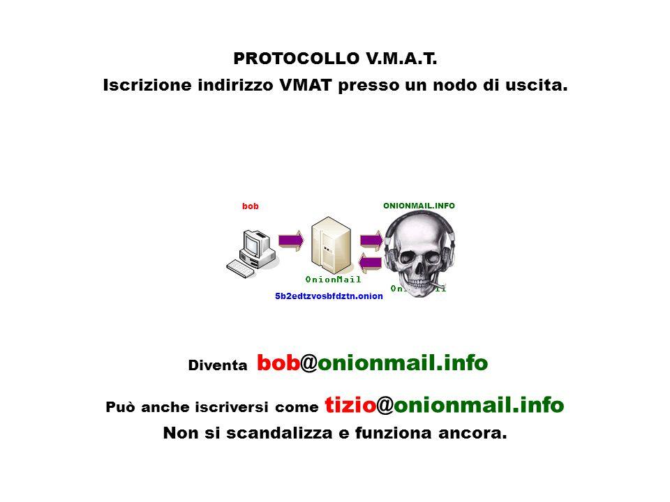 PROTOCOLLO V.M.A.T.