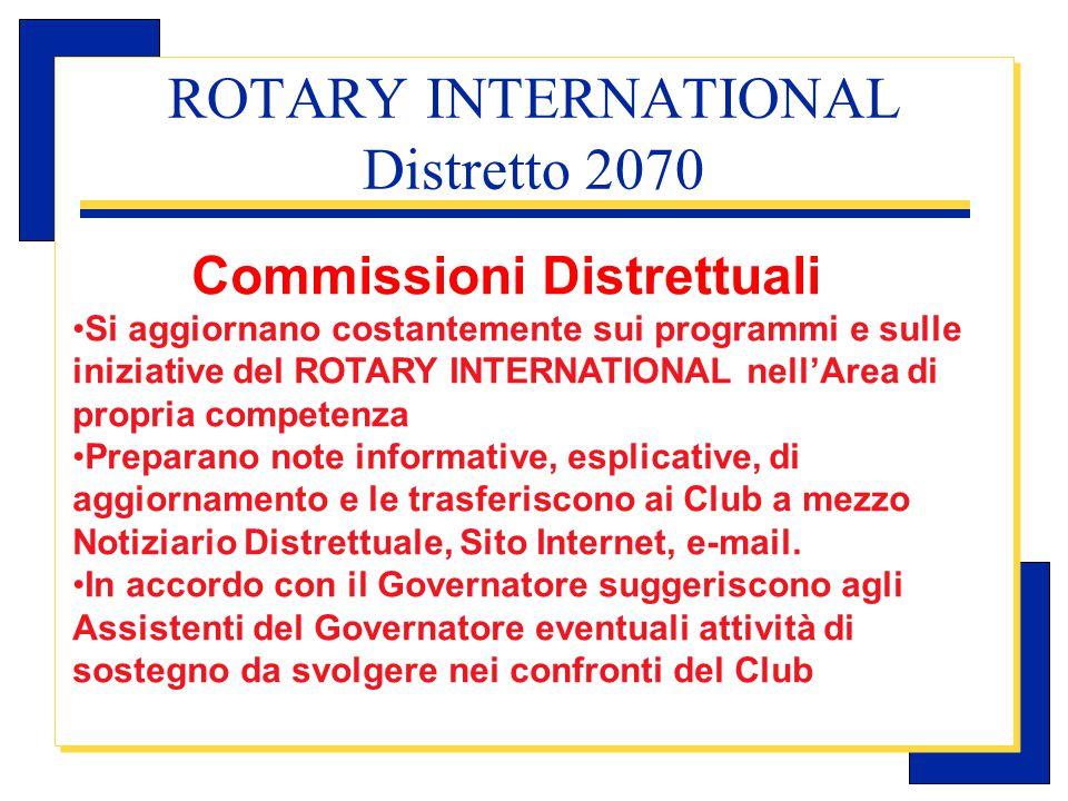 Carlo Michelotti, Gov.Distr.1980 (1996/97) Cicli di formazione
