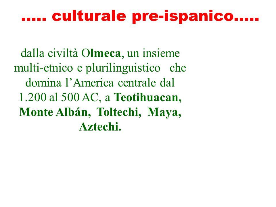 .....culturale pre-ispanico.....