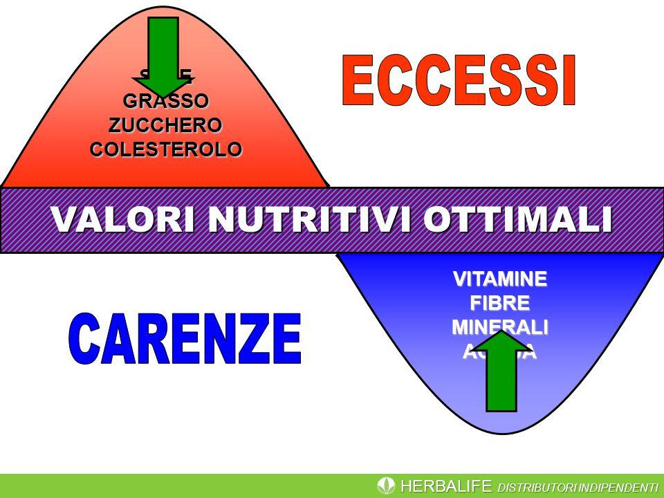 VITAMINE FIBRE MINERALI ACQUA SALE GRASSO ZUCCHERO COLESTEROLO VITAMINE FIBRE MINERALI ACQUA VALORI NUTRITIVI OTTIMALI