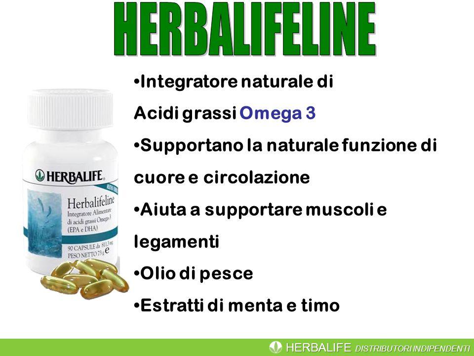HERBALIFE DISTRIBUTORI INDIPENDENTI Integratore naturale di Acidi grassi Omega 3 Supportano la naturale funzione di cuore e circolazione Aiuta a suppo