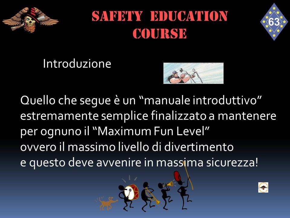 """Introduzione Quello che segue è un """"manuale introduttivo"""" estremamente semplice finalizzato a mantenere per ognuno il """"Maximum Fun Level"""" ovvero il ma"""