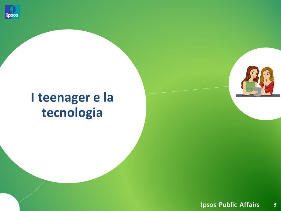 Le tecnologie utilizzate nel 2014 – cfr.