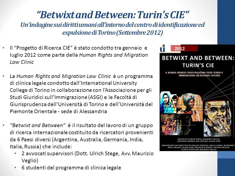 Rapporti familiari, minori e CIE (ECHR, art.8; Direttiva 2008/115/CE, art.