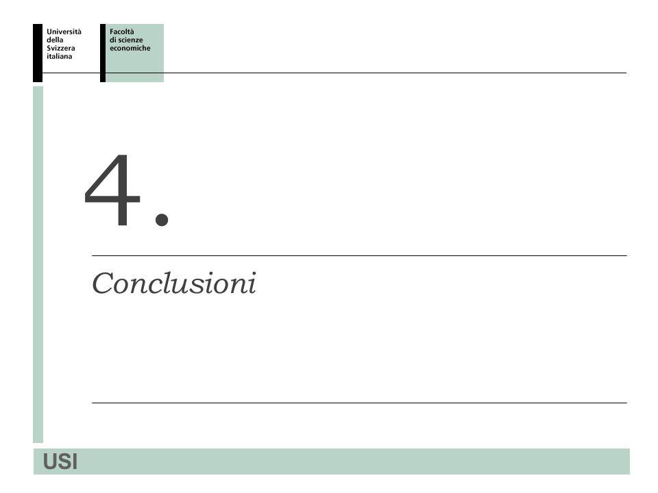 USI 4. Conclusioni
