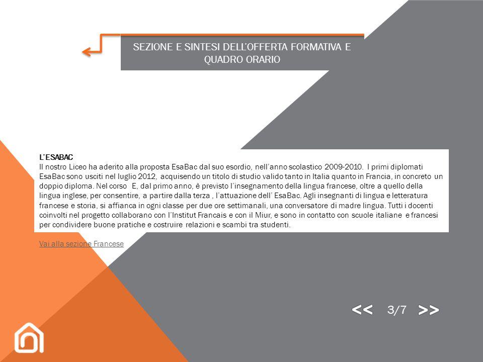 1° Biennio2° BiennioV anno 1°2°3°4°5° Attività e insegnamenti obbligatori per tutti gli studenti – Orario annuale Lingua e letteratura italiana 44444