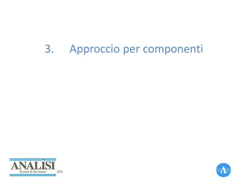3.Approccio per componenti