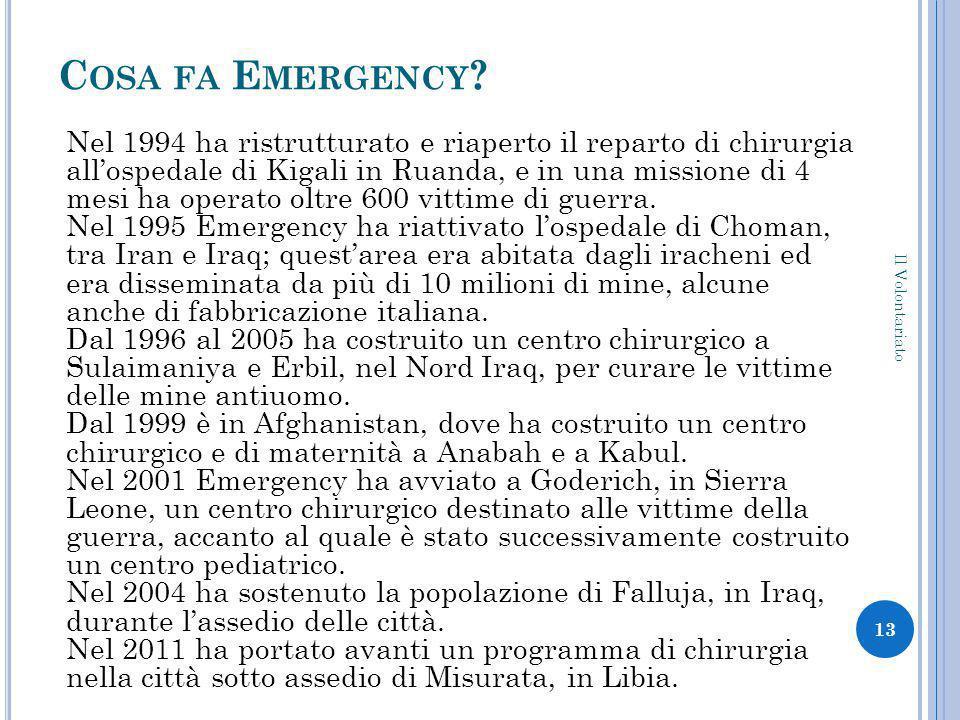 C OSA FA E MERGENCY .