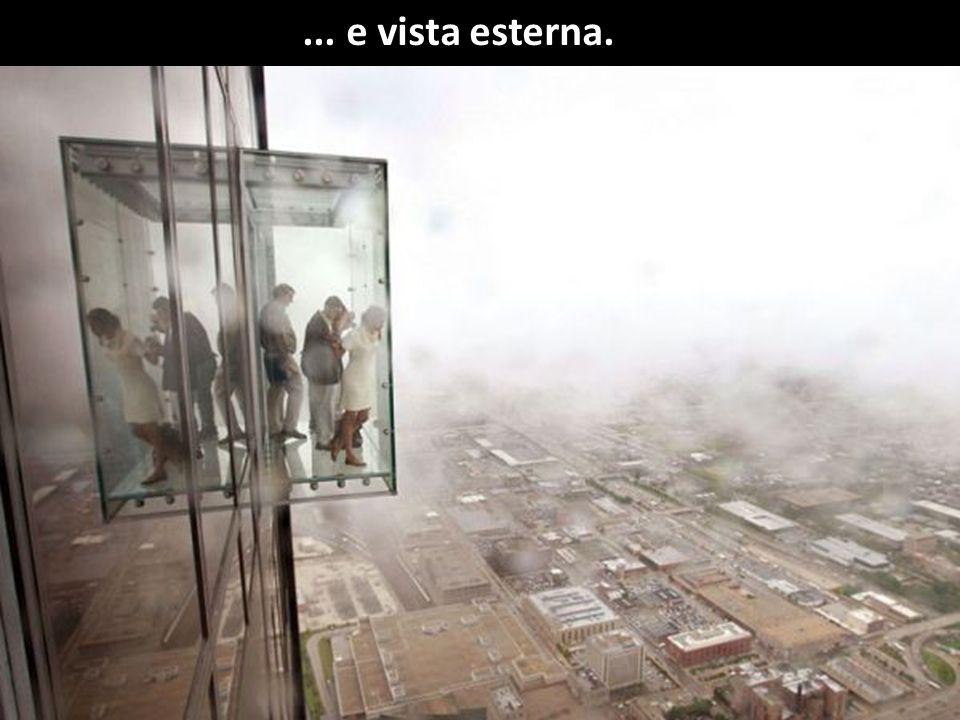 Veranda di vetro a Chicago - Piano 103...