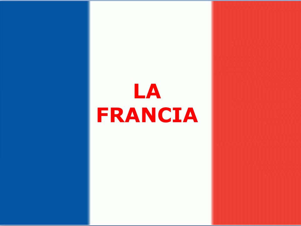 I TERRITORI D'OLTRE MARE  I cosiddetti TERRITORI D'OLTRE MARE sono territori esterni non-europei considerati parte della Francia.
