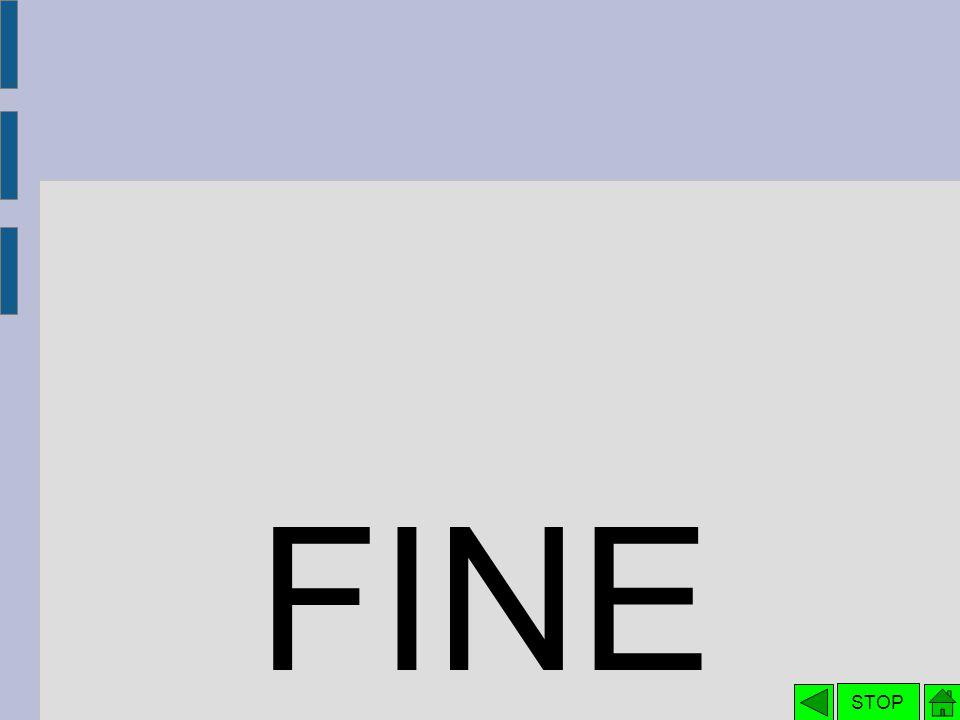 FINE STOP