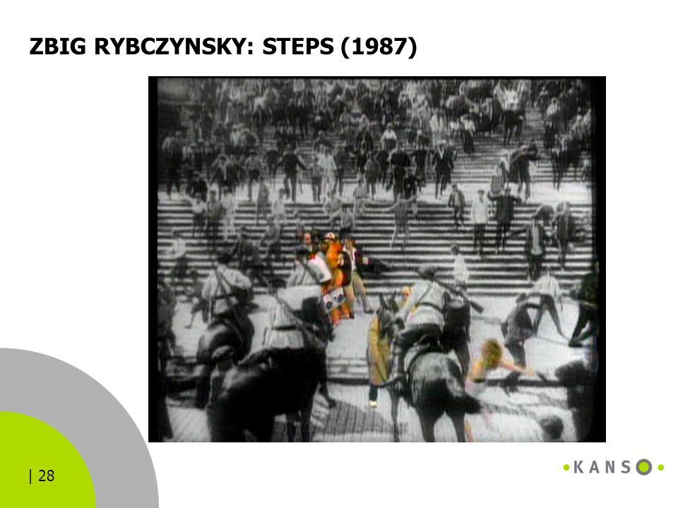 | 28 ZBIG RYBCZYNSKY: STEPS (1987)