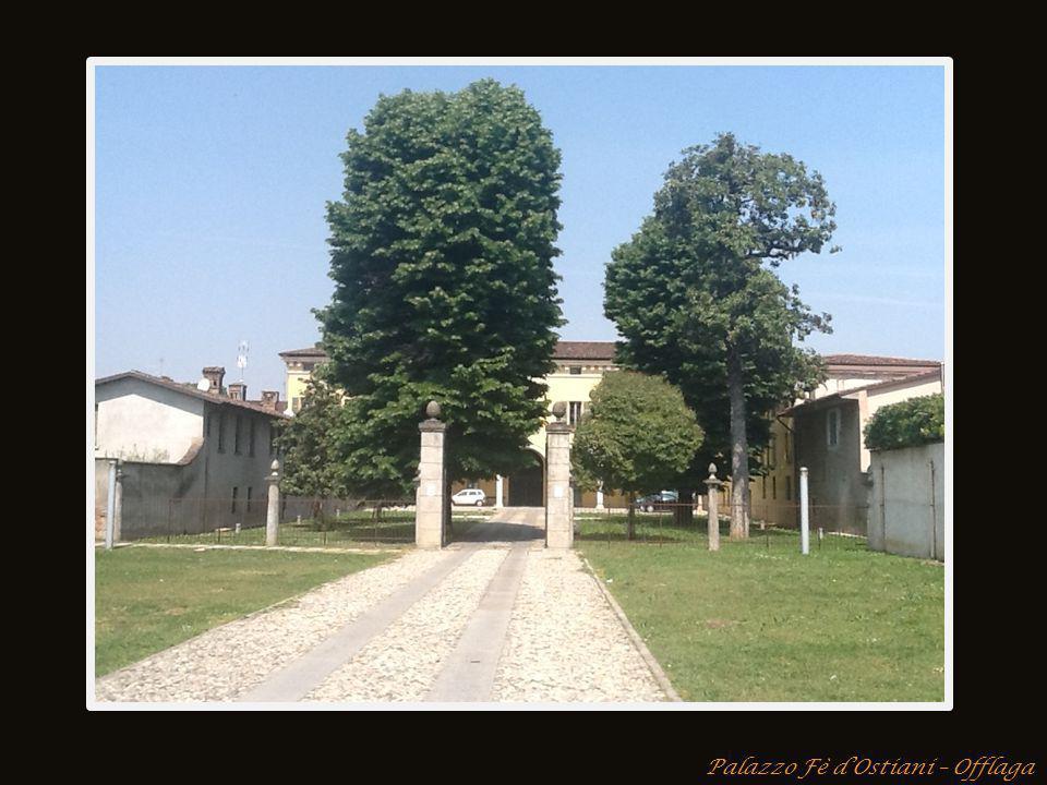 Palazzo Fè d'Ostiani – Offlaga
