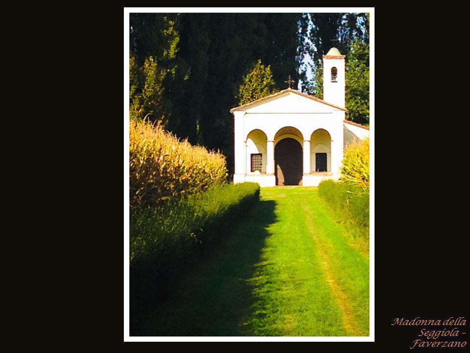 Madonna della Seggiola – Faverzano