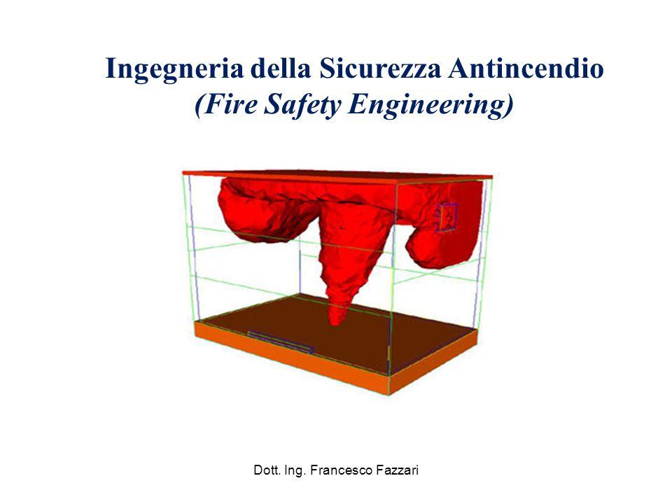 Ingegneria della sicurezza antincendio ( dal prescrittivo al prestazionale) Illustrazione del D.M.