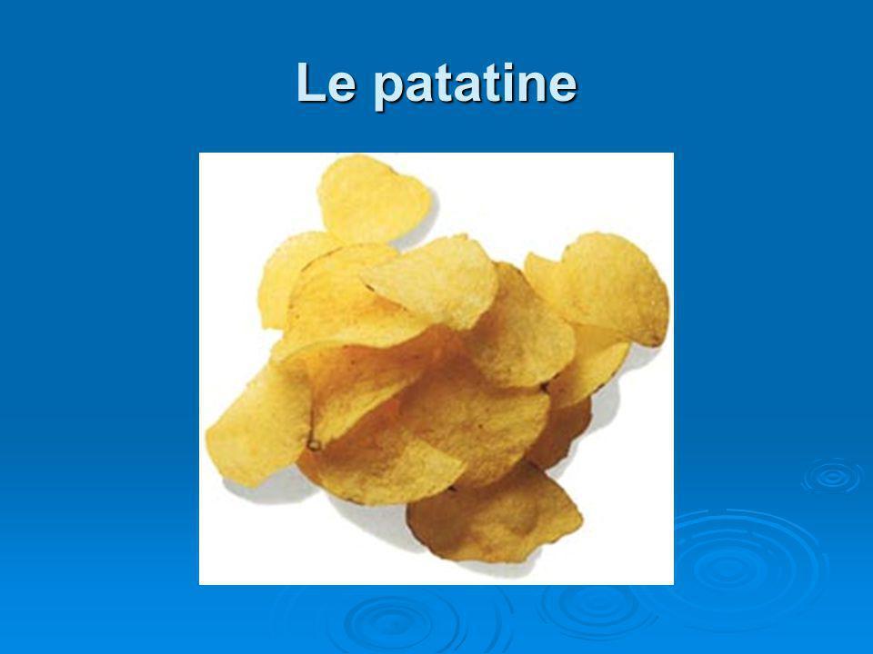 Le patatine