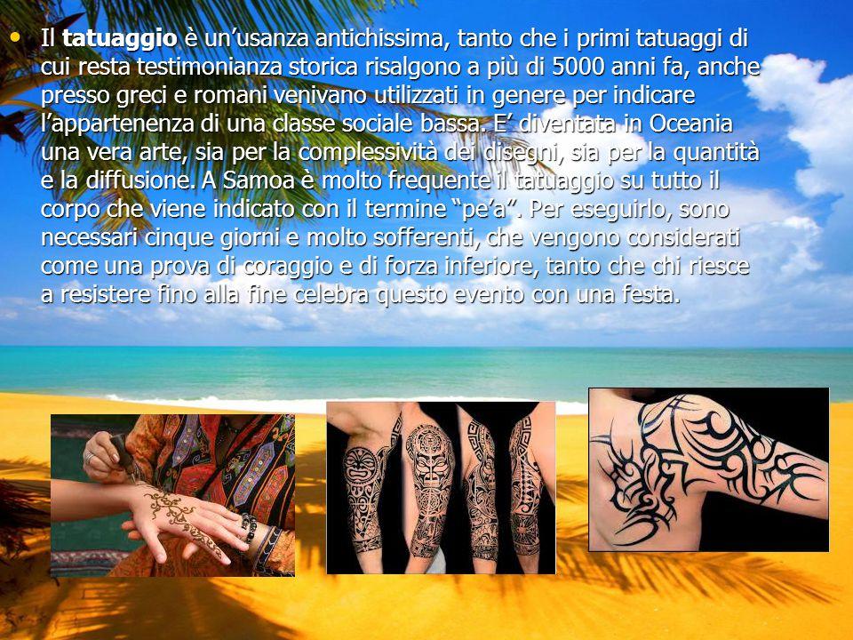 Il tatuaggio è un'usanza antichissima, tanto che i primi tatuaggi di cui resta testimonianza storica risalgono a più di 5000 anni fa, anche presso greci e romani venivano utilizzati in genere per indicare l'appartenenza di una classe sociale bassa.