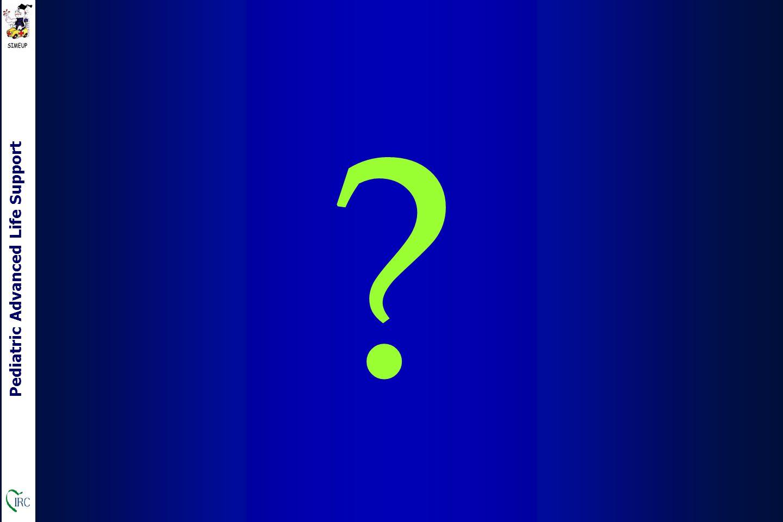 CONCLUSIONI  L'assistenza al nuovo nato dovrebbe avvenire in Sala Parto, da parte di personale addestrato  Nella maggior parte dei casi è sufficiente asciugare e riscaldare il neonato  Nei casi in cui siano necessarie manovre rianimatorie la sequenza segue ancora una volta l'ABC, con priorità ad ossigenazione e supporto ventilatorio.