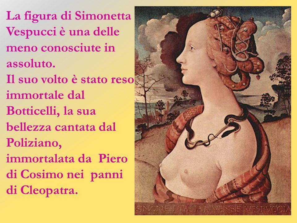 Esattamente due anni dopo anche Giuliano morì, assassinato nella congiura dei Pazzi, che segnò la fine del momento più splendido della Firenze medicea