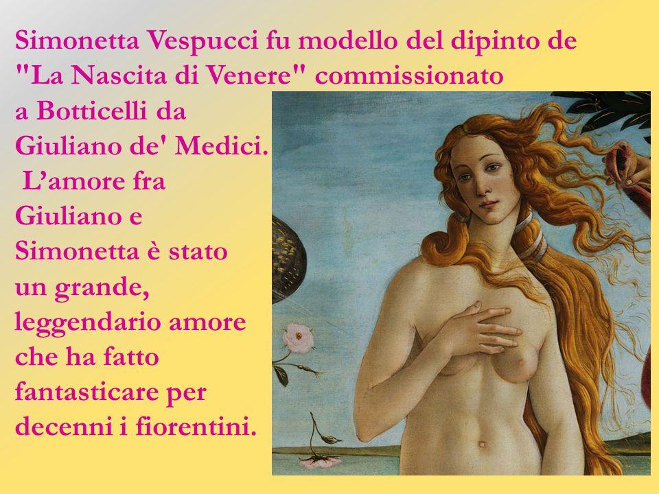 Simonetta Vespucci,