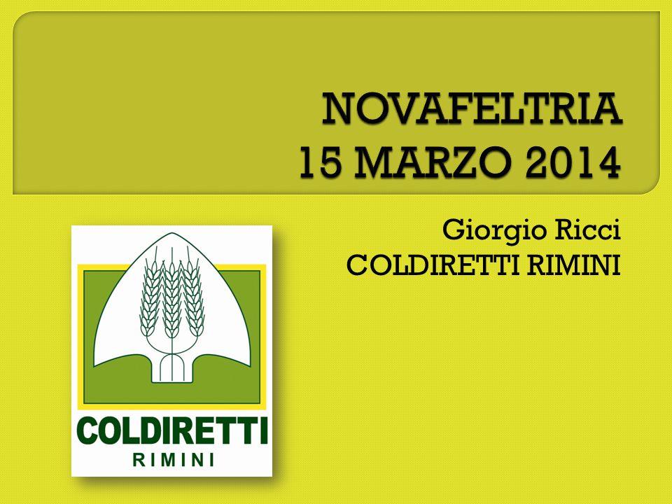 Giorgio Ricci COLDIRETTI RIMINI