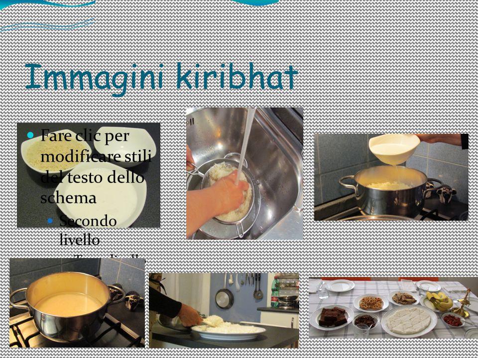 Immagini kiribhat Fare clic per modificare stili del testo dello schema Secondo livello Terzo livello Quarto livello Quinto livello
