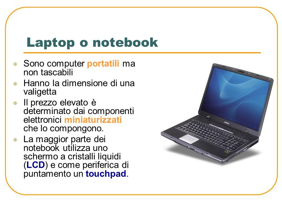 Tablet PC Computer dalle dimensioni di un notebook offre all'utente l'opportunità di interagire tramite un pennino direttamente sullo schermo
