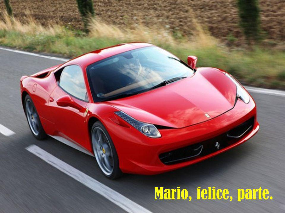 """Quando tocca a Mario, S. Pietro non lo lascia nemmeno parlare: """"Mario, so tutto di te: una condotta cristallina, mai un pensiero per un'altra donna, n"""