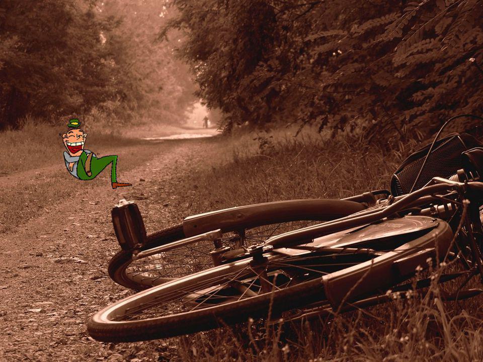 """È solo che ho appena visto passare Adele in bicicletta…"""""""
