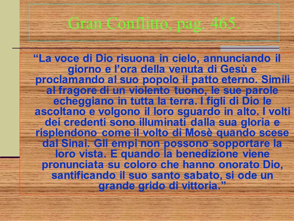 Gran Conflitto, pag.465.
