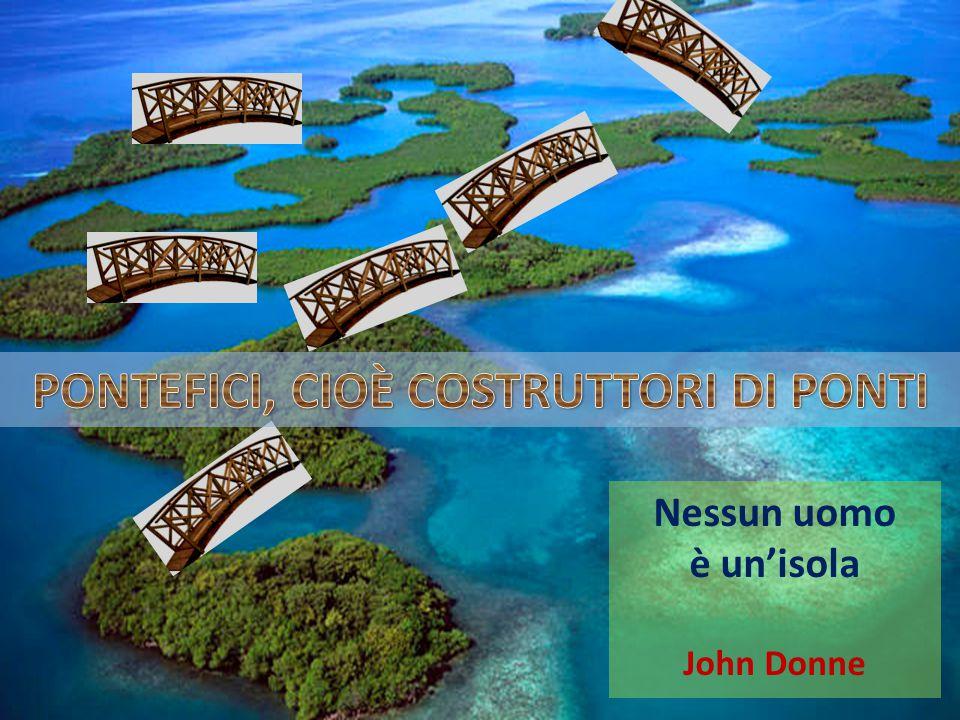 Nessun uomo è un'isola John Donne