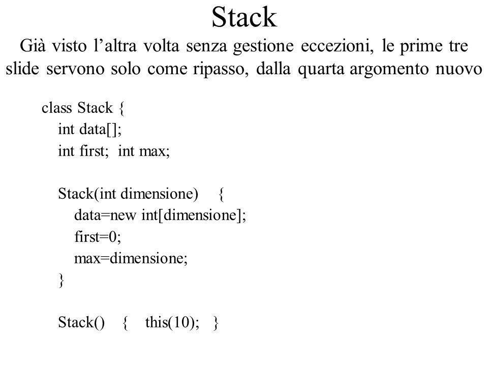 //primo file package A; public class C1 { public void m1() { } protected void m2() { } private void m3() { } } //secondo file package B; import A.*; public class C2 extends C1 { public void m1() { System.out.print( Salve ); m2(); m3(); } protected void m2() { System.out.print( , mondo ); } private void m3() { System.out.print( ! ); } } Dire se tale definizione è scorretta.