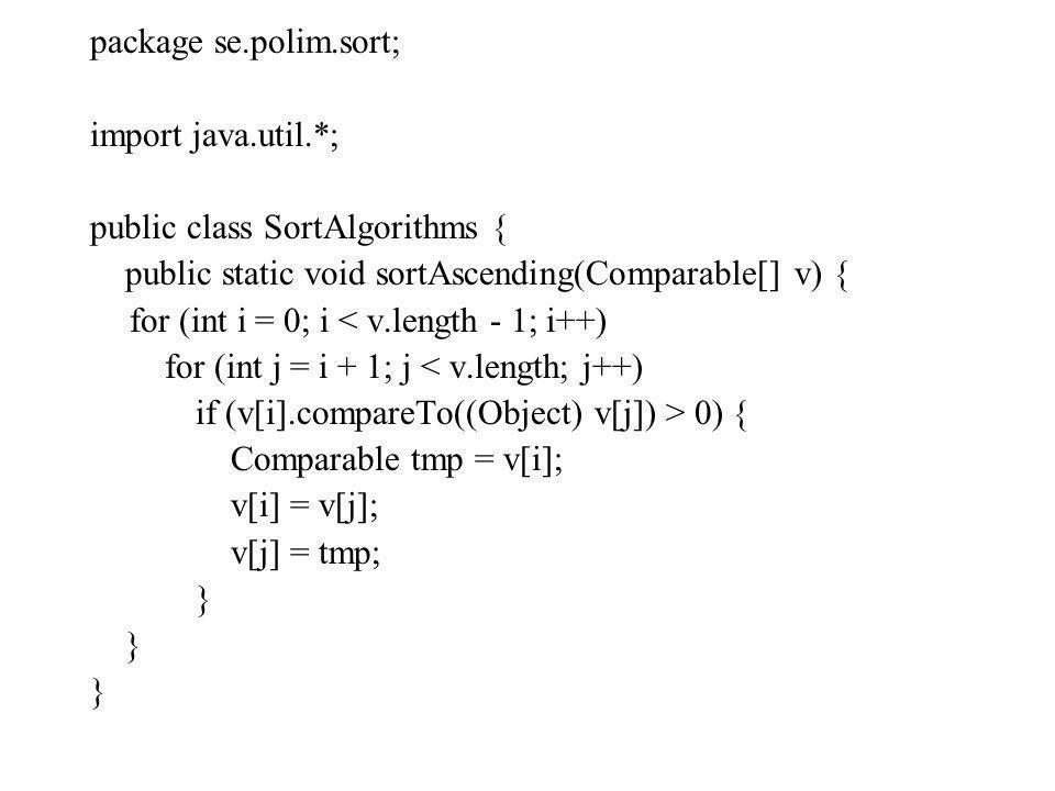 Esercizio: CodaIllimitata CodaIllimitata può contenere oggetti di qualsiasi tipo.