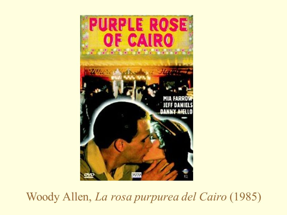 Woody Allen, La rosa purpurea del Cairo (1985)