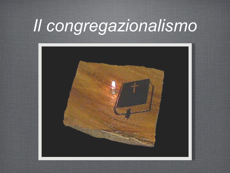 Il congregazionalismo