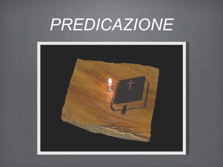 PREDICAZIONE