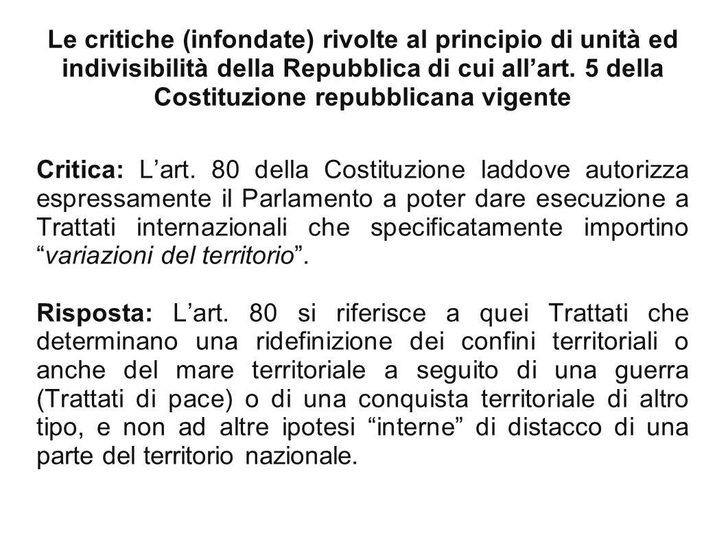 Il falso problema del plebiscito di annessione del Veneto dell'ottobre 1866 Nella risoluzione n.