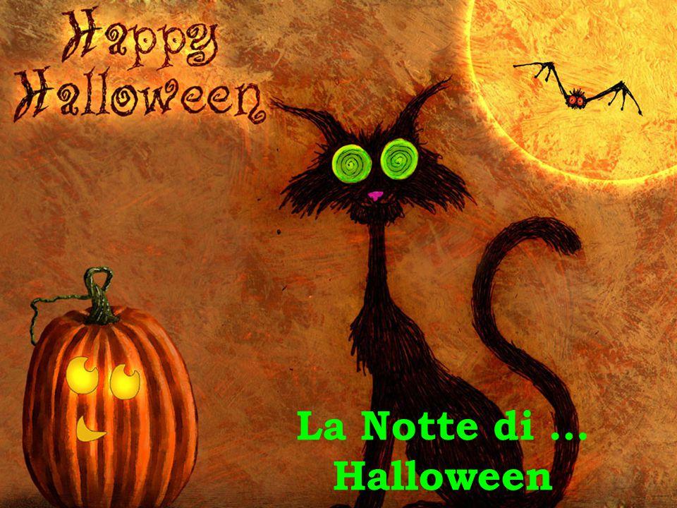 La Notte di … Halloween