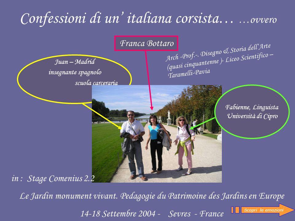 Juan – Madrid insegnante spagnolo scuola carceraria Franca Bottaro Confessioni di un' italiana corsista… …ovvero Arch -Prof.-. Disegno & Storia dell'A
