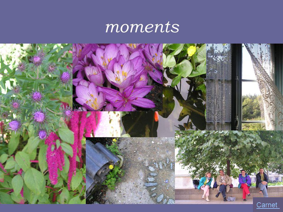 moments Carnet